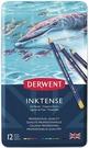 Derwent 達爾文 colorset 軟性顏色鉛筆系列12色入 *07401026