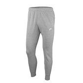 Nike AS M NSW Club Jggr FT 男 灰 運動 慢跑 縮口 長褲 BV2680-063