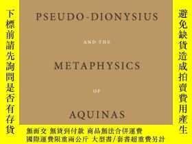 二手書博民逛書店Pseudo-dionysius罕見And The Metaph