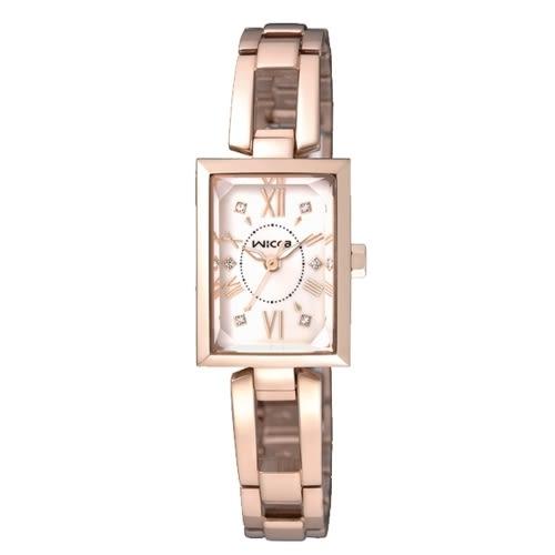 CITIZEN 水晶裝飾限量款錶/BE1-020-23