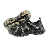 《Diadora》男鞋 涉水鞋 黑綠色 DA73138