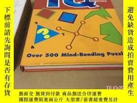 二手書博民逛書店IMPROVE罕見YOUR IQ 提高你的智商 --超過500個