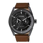 CITIZEN 流行時空風格光動能腕錶/BU4028-18E