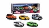 《 美捷輪 Majorette 》美捷輪小汽車 - 經典SUV車款豪華組五入組 / JOYBUS玩具百貨