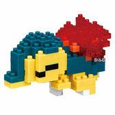 《 Nano Block 迷你積木 》【 神奇寶貝系列 】NBPM-029 火球鼠 ╭★ JOYBUS玩具百貨