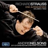 【停看聽音響唱片】【CD】理查.史特勞斯:阿爾卑斯交響曲、七紗舞
