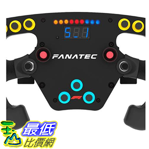 [9美國直購] FANATEC CLUBSPORT STEERING WHEEL F1 ESPORTS