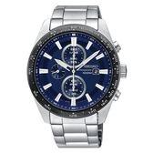 【分期0利率】SEIKO 精工錶 藍寶石靜面 42.8mm 光能 V176-0AV0B 原廠公司貨 SSC647P1