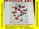 二手書博民逛書店【罕見】A HISTORY OF MODERN ARTY175576 H.H.ARNASON THAMES A