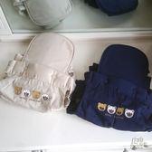 日本原單嬰兒寶寶背帶多功能四季支撐可拆卸腰凳背巾四只熊 自由角落