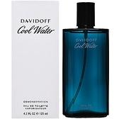 Davidoff 大衛杜夫 冷泉男性淡香水 125ml-Tester包裝