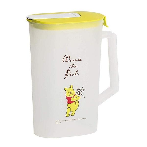 【震撼精品百貨】小熊維尼_Winnie the Pooh~小熊維尼 POOH 塑膠冷水壺(2L)#89105