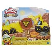 9月特價 Play-doh培樂多黏土培樂多 Wheels車輪系列 怪手組 TOYeGO 玩具e哥