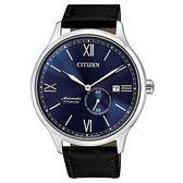 CITIZEN 星辰GENTS 紳仕氣度機械男錶/鈦金屬/NJ0090-21L