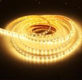 燈帶led霓虹燈超亮戶外防水七彩變色室外客廳家用裝飾吊頂220VATF 美好生活