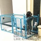 寵物圍欄 寵物狗圍欄 泰迪小型犬中大型狗籠子柵欄門檔隔離門狗兔子室內圍欄