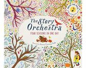 The Story Orchestra:Four Seasons In One Day 韋瓦第四季音樂故事 精裝有聲繪本
