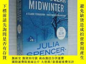 二手書博民逛書店In罕見the bleak midwinter 淒涼的冬天Y14