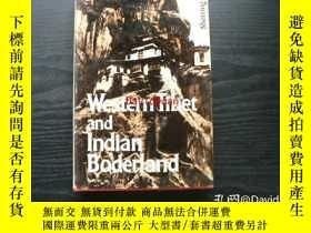 二手書博民逛書店Western罕見Tibet and the Indian borderland : the sacred cou