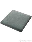 冬季坐墊毛絨保暖椅子墊辦公室久坐椅墊軟慢回彈記憶棉汽車座墊  圖拉斯3C百貨