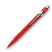 844 0.7mm自動鉛筆/紅【瑞士卡達 CARAN D' ACHE】
