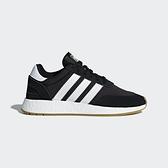 Adidas I-5923 [D97344] 男鞋 運動 休閒 跑鞋 經典 復古 輕量 避震 愛迪達 黑白