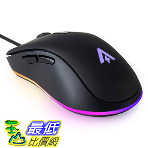 [8美國直購] 遊戲滑鼠 Anker Gaming Mouse with 6Dpi Levels (800, 1600, 2400, 3200, 4800, and 6400) AK-A7814011