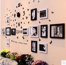 簡約客廳臥室照片牆相框牆掛牆相框組合兒童...