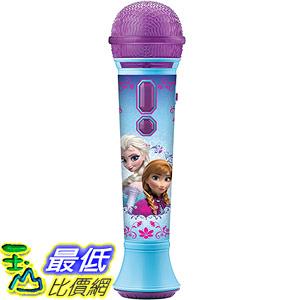 [美國直購] KIDdesigns FR-070 迪士尼 冰雪奇緣 兒童麥克風 Disney Frozen Magical MP3 Microphone