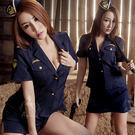 表演/道具服 角色扮演 海軍藍警察角色扮演服三件組 NA14030042藍-優品生活館