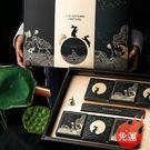 中秋月餅禮盒包裝盒流心新款網紅禮品盒子4高檔8創意6粒裝50g手提 - 夢藝家