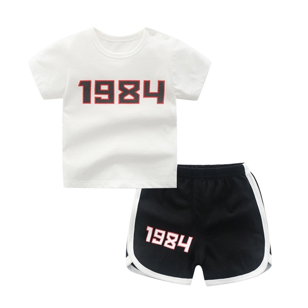 純棉居家套裝 短袖套裝睡衣 88751
