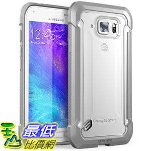 [104美國直購] SUPCASE [Unicorn Beetle Series] Samsung Galaxy S6 Active Case 霧面TPU邊框 手機殼 保護殼 四色可選