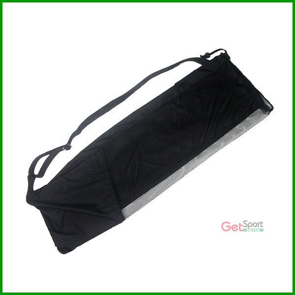 束口背袋(直徑13cm)(束袋/束口袋/肩背袋/附肩帶/台灣製造/適用瑜珈墊/瑜珈墊背袋)