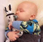 嬰幼兒可入口安撫巾0-1歲寶寶安撫玩具多功能陪睡毛絨玩具玩偶【全館85折 最後一天】