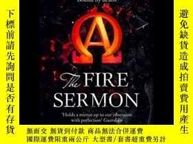 二手書博民逛書店The罕見Fire Sermon 英文原版 火誡1 France