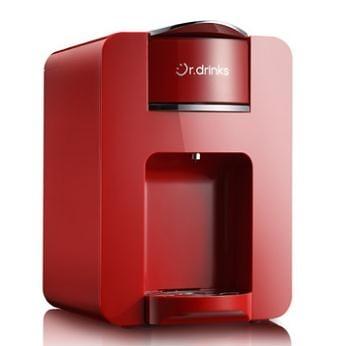 咖啡機Dr.Drinks叮咚全自動家用小型意式膠囊咖啡機放咖啡粉美式咖啡機JD 玩趣3C