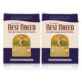 【BEST BREED】貝斯比 全齡犬 無穀鮭魚+蔬果與香草配方 6.8kg X