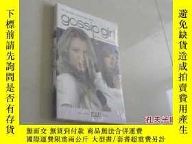 二手書博民逛書店gossip罕見girl:緋聞女孩【未拆封】11398