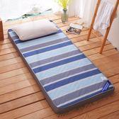 加厚1榻榻米床墊褥子0.8單人0.9m1.9學生宿舍寢室1.2m1.5地鋪睡墊 可可鞋櫃