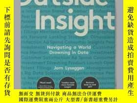 二手書博民逛書店Outside罕見Insight: Navigating a W