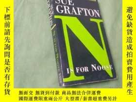 二手書博民逛書店N罕見Is For Noose(英文原版書)Y9636 Sue