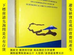 二手書博民逛書店PROCEEDINGS罕見OF CHINA-JAPAN JOIN