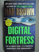 【書寶二手書T6/原文小說_LAJ】Digital Fortress_Dan Brown