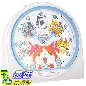 [東京直購] SEIKO CLOCK CQ139W 妖怪手錶 Yo-Kai specter watch 時鐘 鬧鐘 alarm clock