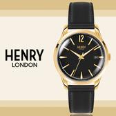 Henry London英國前衛品牌WESTMINSTER簡約時尚腕錶HL39-S-0176公司貨