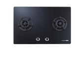 《修易生活館》櫻花 G2623 GB 黑色 二口大面板易清檯面爐 (不含安裝費用)