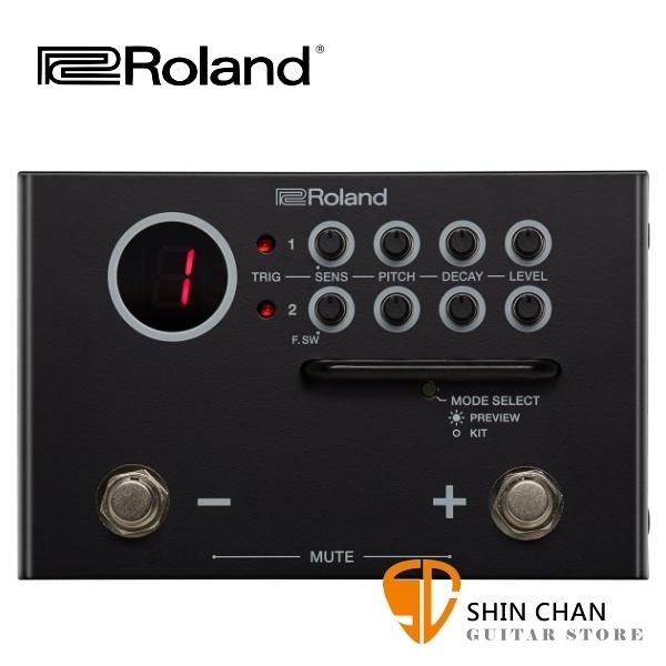 Roland 樂蘭 TM-1 鼓拾音音源機 Trigger Module 原廠公司貨一年保固【 TM1 】