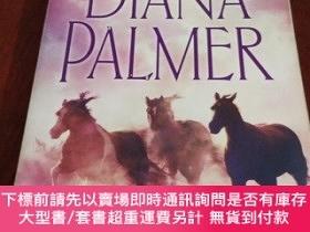 二手書博民逛書店HARD罕見TO HANDLE 很難處理 (英文原版)Y20470 DIANA PALMER 出版2003