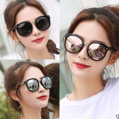 偏光太陽鏡女潮眼鏡防紫外線防曬